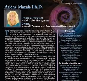The Rev. Dr. ArleneMazak
