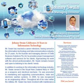 Johnny Swain