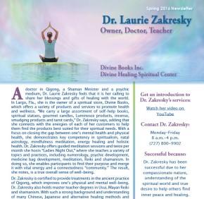 Dr. Laurie Zakresky
