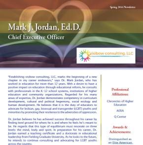Mark J. Jordan,Ed.D.