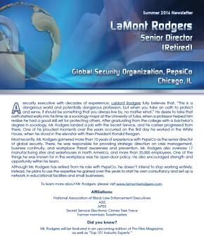 LaMont W. Rodgers