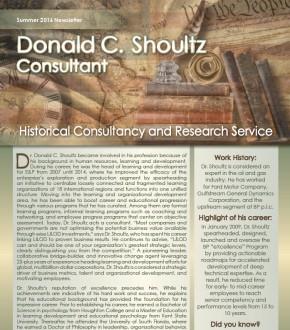 Dr. Donald C.Shoultz